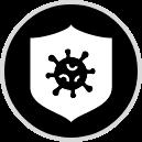 Mascarilla segura antivirus