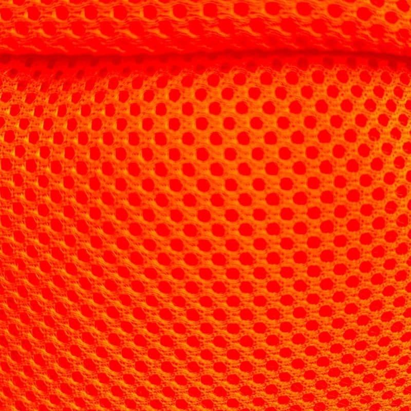 Funda para mascarilla color naranja