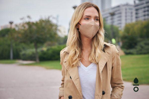 mascarillas de tela para mujer seguras