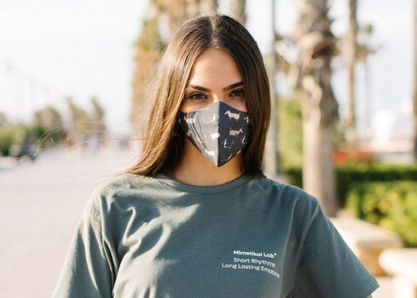 las mascarillas son una necesidad de la moda